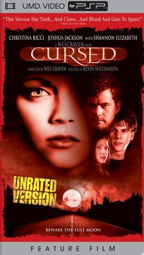 - Cursed [UMD for PSP]