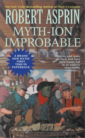 Read Online Myth-ion Improbable (Myth-Adventures) PDF