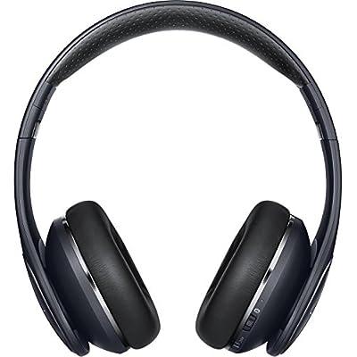 Samsung Level Wireless Pro Bluetooth Headset for Smartphone  - Pebble Black