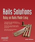 Rails Solutions, Justin Williams, 1590597524