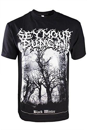 Seymour Duncan Black Winter T-Shirt, Black, Medium (Seymour Duncan Pickup Booster Review)
