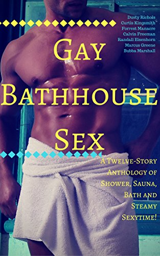 Gay Bathhouse Sex: A Twelve-Story Anthology of Shower, Sauna, Bath and Steamy Sexytime! (The Best of Irontop Showerhouse Book 2) (English Edition)