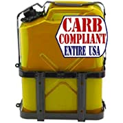 Universal JERRY CAN HOLDER with WEDCO JERRY CAN - Diesel (CARB compliant all 50 states)
