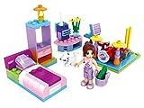 Fun Blox Bed Room Block Set, Multi Color (108 Pieces)