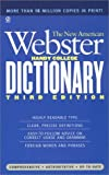 img - for The New American Webster Handy College Dictionary: New Third Edition book / textbook / text book