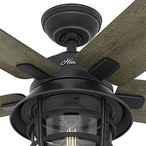 Honeywell Belmar 52 Inch Indoor Outdoor Ceiling Fan Five