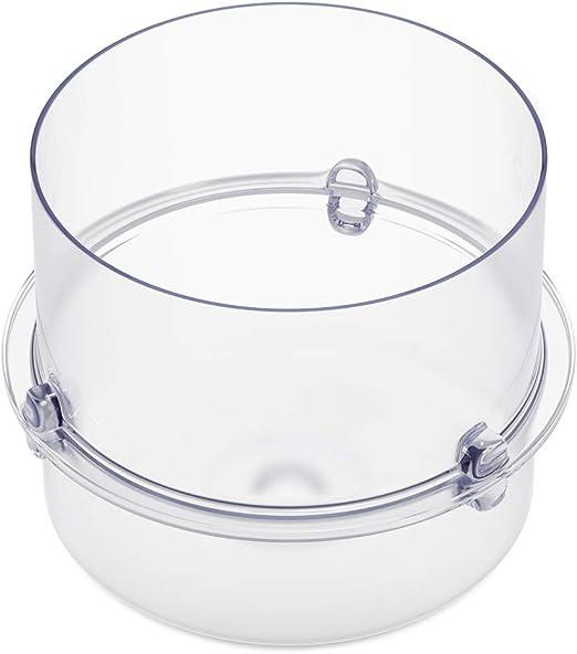 Messbecher Alternativ für Deckelöffnung wie Vorwerk für Thermomix® TM5 Küchenm.