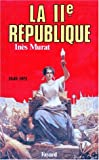 img - for La Deuxie me Re publique (French Edition) book / textbook / text book