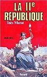 La IIe République par Murat