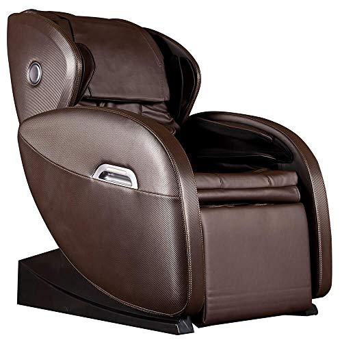 uKnead Bella Massage Chair w/ 5-Year Extended Warranty (Mocha Brown)