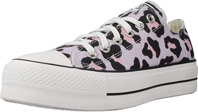Converse Chuck Taylor All Star Lift Basket Femme: Amazon.fr ...