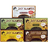 Just Almonds, 2.75oz - Pack of 6 (Pistachio with Dark Chocolate)