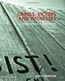 Crimes, Victims and Witnesses, Mats Svensson, 0987034804