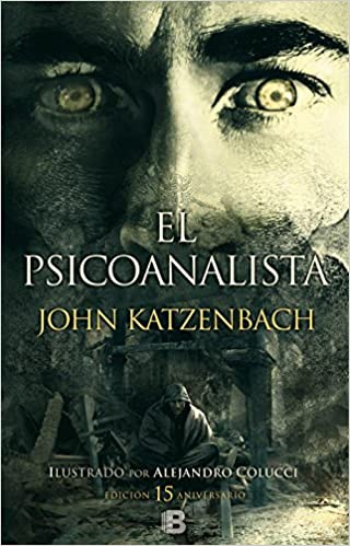 El Psicoanalista - John Katzenbach (El psicoanalista, 1) 51X4U7fDWCL._SX318_BO1,204,203,200_
