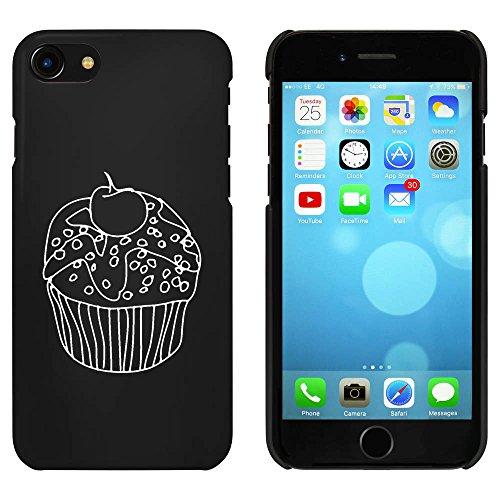 Noir 'Cerise de Petit Gâteau' étui / housse pour iPhone 7 (MC00079487)