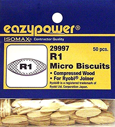 Eazypower 29997 R1 Mini Joiner Biscuits for Ryobi Joiner for sale  Delivered anywhere in USA