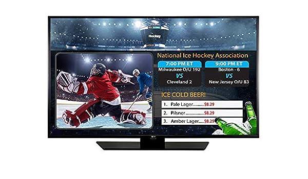 LG Supersign - Pantalla LCD de 65 lx 540 s (LCD, LED, 1920 x 1080, 350 Nit, 1080p, Hdmietherne): Amazon.es: Amazon.es