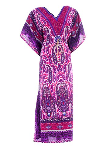 moroccan dressing gown - 9