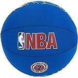 NBA Mini Ballon Néoprène Mixte Enfant, Bleu