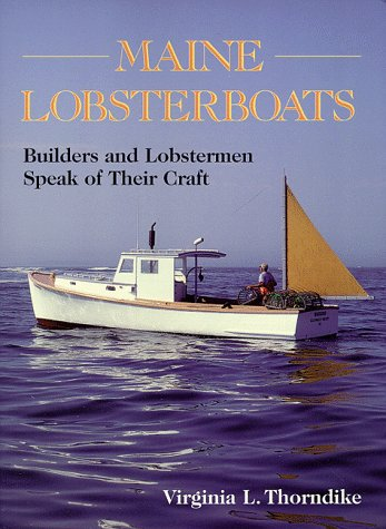 Maine Lobsterboats