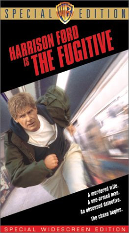DVD : The Fugitive (Widescreen Special Edition) [VHS]