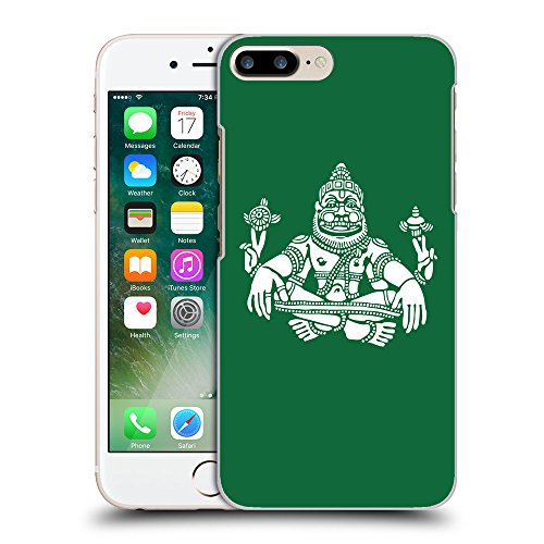 GoGoMobile Coque de Protection TPU Silicone Case pour // Q09550622 Hindou 9 Cadmium vert // Apple iPhone 7 PLUS