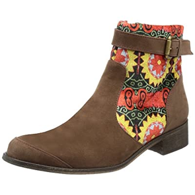 Desigual Women's Mas-5 Riding Boot
