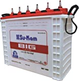 Sukam 150Ah Inverter Battery (Black)
