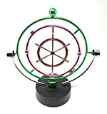 THY COLLECTIBLES Kinetic Art Asteroid - Electronic Perpetual Motion desk toy Home Office Decoration