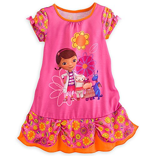 Disney Store Mcstuffins Nightgown Pajama