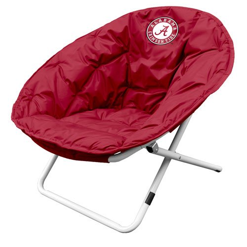NCAA Sphere Lounge Chair NCAA Team: Alabama by Logo Chairs