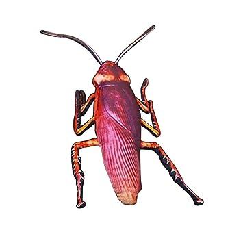 Amazon.com: RTWAY Cojín de felpa con diseño de cucarachas en ...