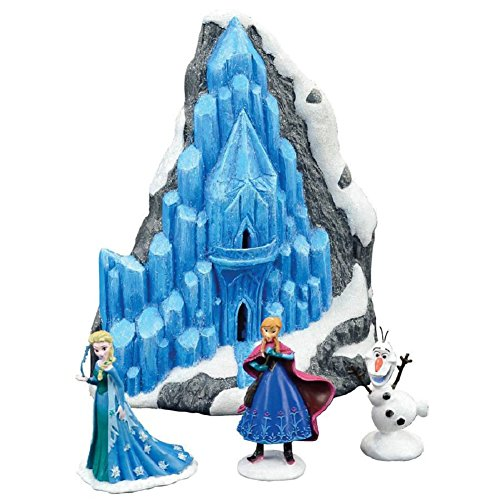 (Disney Pre-Lit Frozen Figurine with Constant White Incandescent Lights Item # 785196 Model # 4056424L)