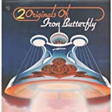 2 Originals of Iron Butterfly Ball/Metamorphosis