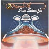2 Originals of Iron Butterfly Ball/Metamorphosis