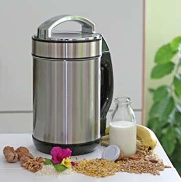 Leche de soja Émbolo Vegan Star Vital + 5 kg bio de granos de soja (