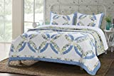 Greenland Home 3 Piece Forever Quilt Set, King