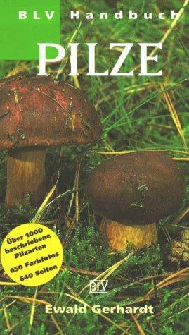 BLV Handbuch Pilze