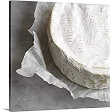 Canvas On Demand Premium Thick-Wrap Canvas Wall Art Print entitled Cheese on wax paper