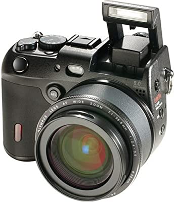 Amazon Olympus C 8080 8MP Digital Camera With 5x Optical Wide Zoom Point And Shoot Cameras Photo