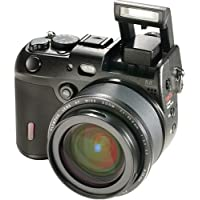 Olympus C-8080 8MP Digital Camera with 5x Optical Wide Zoom Key Pieces Review Image
