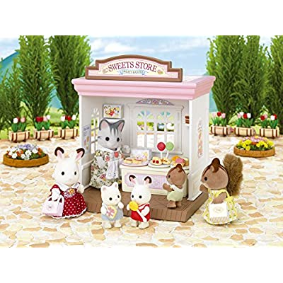 Sylvanian Families Sweets Store: Toys & Games