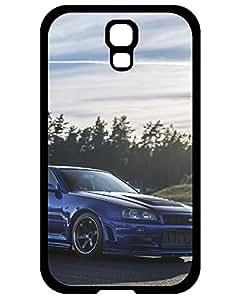 Lora Socia's Shop Premium Protective Hard Case - Nissan Skyline R34 Samsung Galaxy S4 Phone case 5751392ZH317152630S4