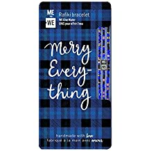 ME to WE - Plaid Rafiki Bracelet -Merry Everything - Gifts That Give Back