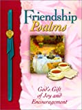 Friendship Psalms, Honor Books Publishing Staff, 1562928333