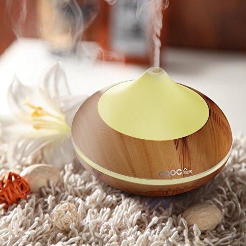 essential-oil-diffuser-crdc-life-wood-grain-200ml-diffuser-safe-auto-shut-off-ultrasonic-aroma-humid