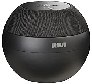 RCA White Noise Machine - Sound Soother with 10 Pre-Loaded Sounds for Noise Cancellation, Sleep Therapy, White Noise Generator, Tinnitus Relief and Relaxation