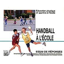 Handball à l'école