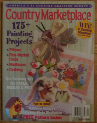(Country Marketplace Magazine, April 2004 (Country Marketplace))