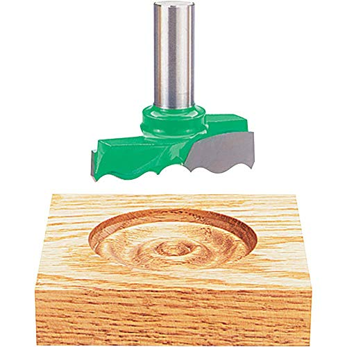 Small Rosette - Grizzly C1768 2-1/8-Inch Diameter Rosette Cutter